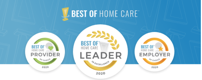 Home Care Pulse Awards_Provider, Employer and Leader Header