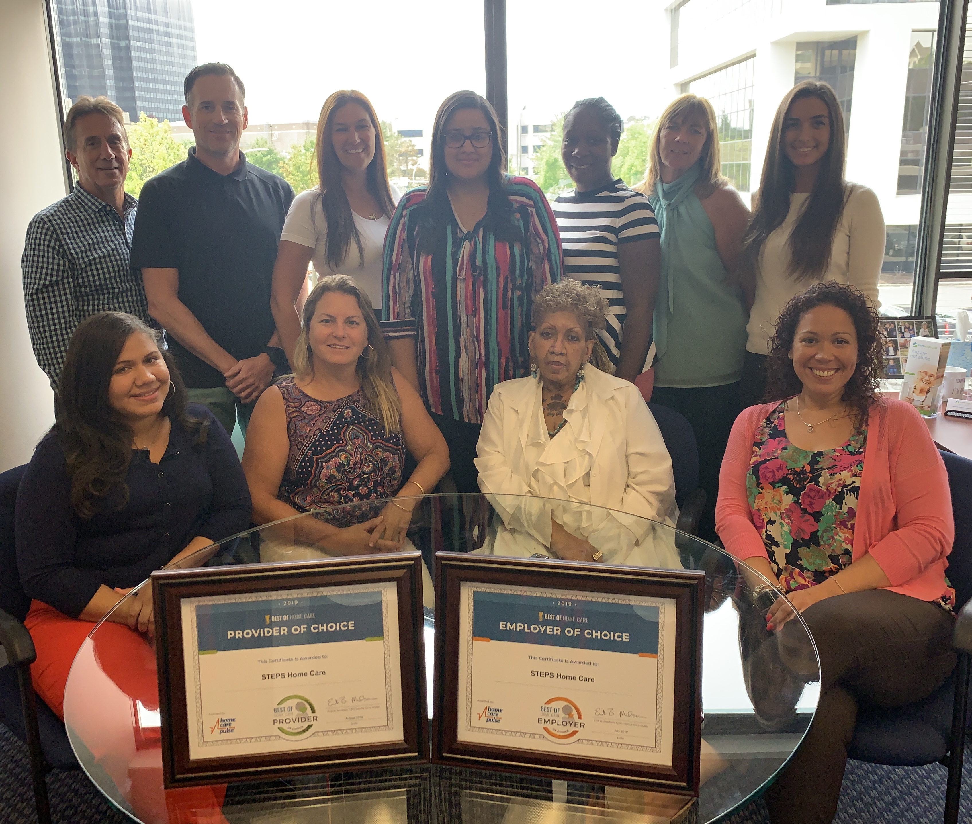 STEPS Home Care Awarded 3 Top National Home Care Awards