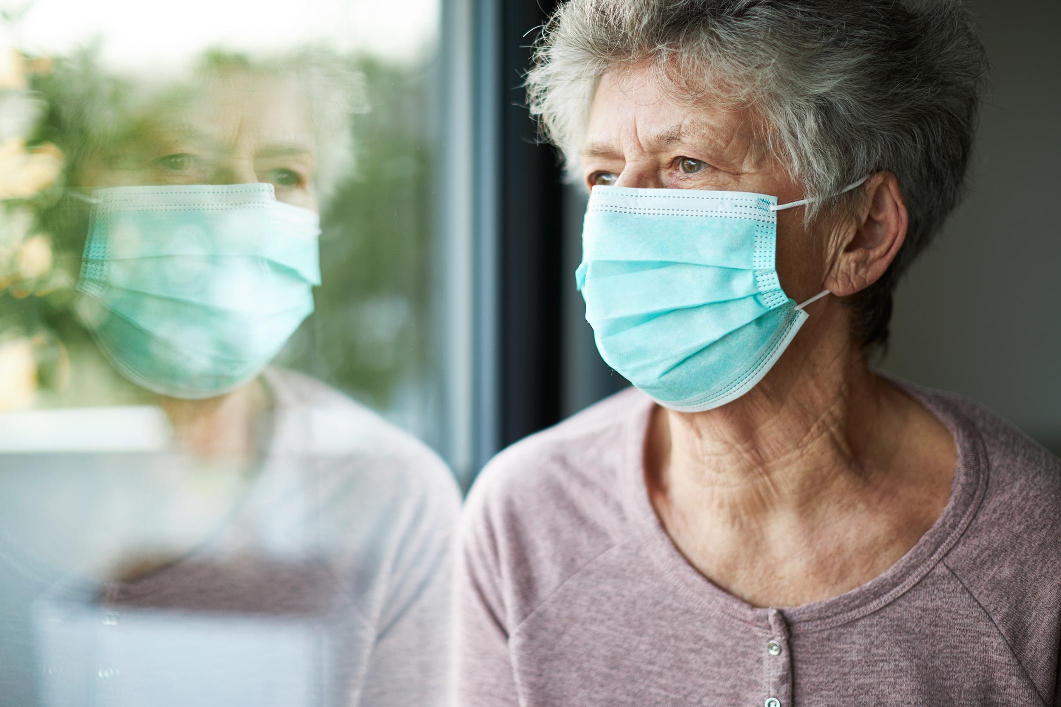 Social Isolation Accelerates Memory Loss for Seniors in NY & CT