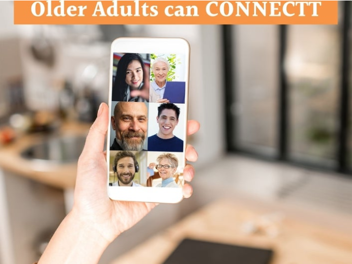CONNECTT - Helping Seniors with Technology During COVID-19