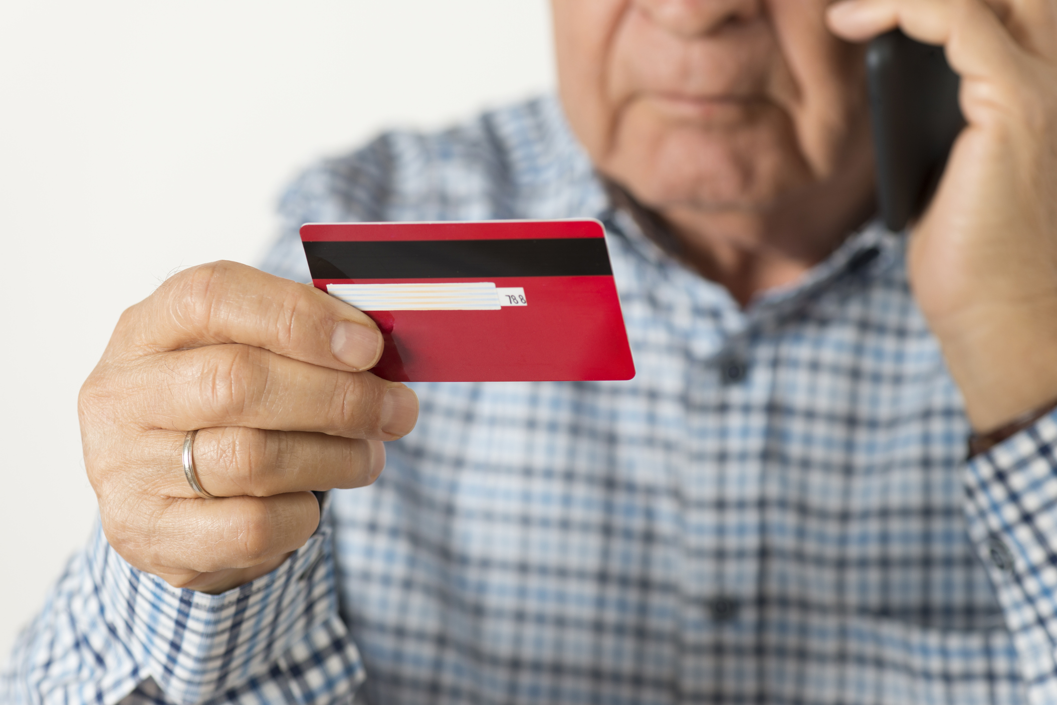How Westchester & Fairfield Seniors Can Avoid Financial Scams